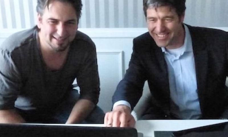 Zu Gast in der Praxis am 1. April war Max Rauffer von der Firma Arthrex.